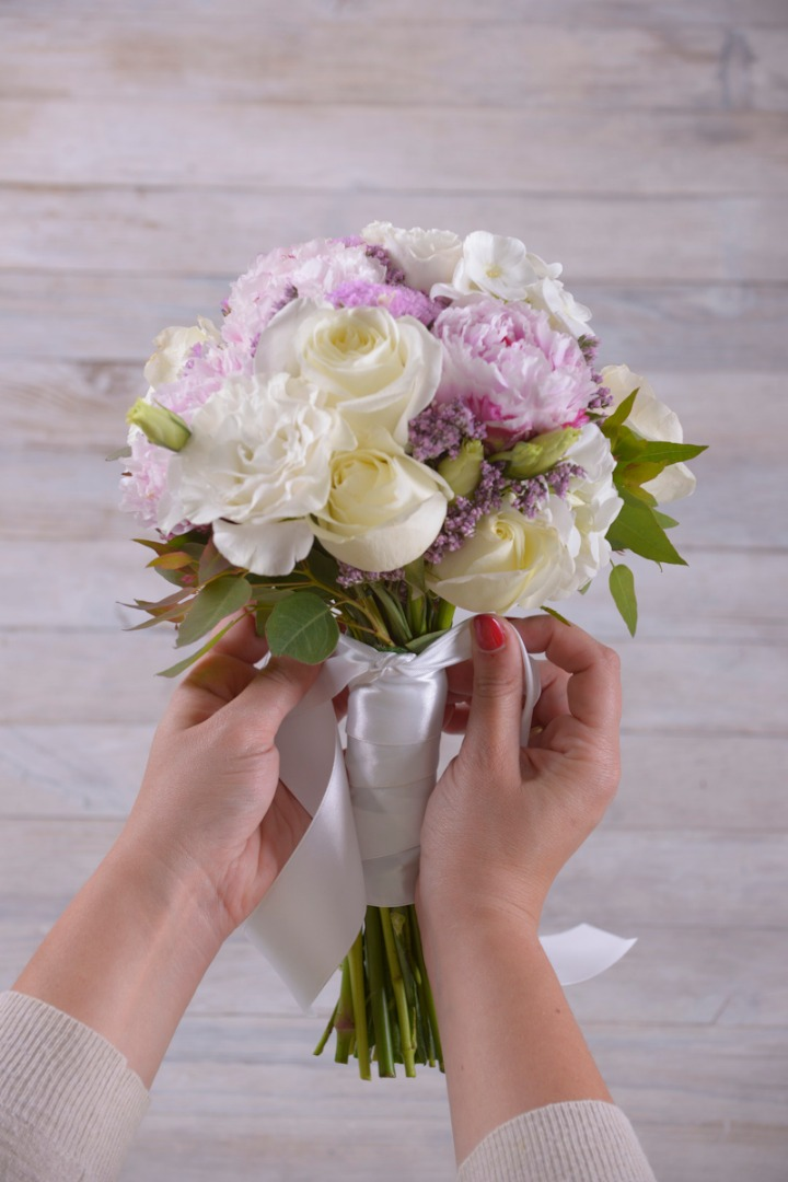 Diy Bridal Bouquet 12 Steps With Pictures Instructables