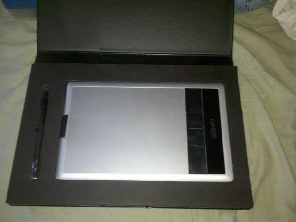 Drawing Tablet Binder Safe