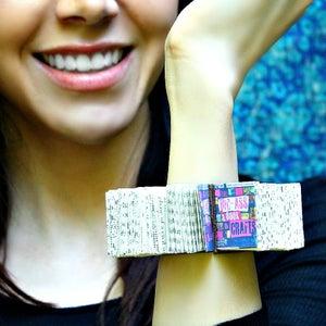 Book Bracelet