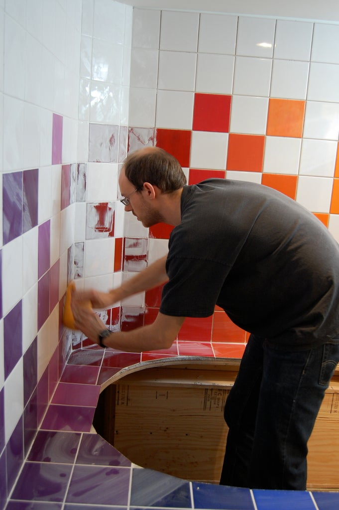 Tiling: Grout