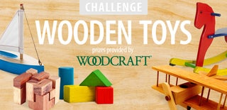 Wooden Toys Challenge 2016