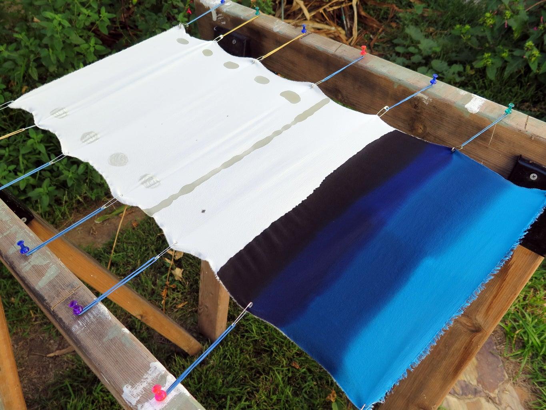 Dye Test #1