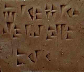 What were clay tablets used for