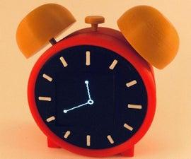 Retro-ish Alarm Clock