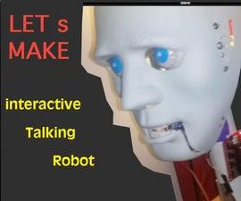 The Interactive Robot, Chris