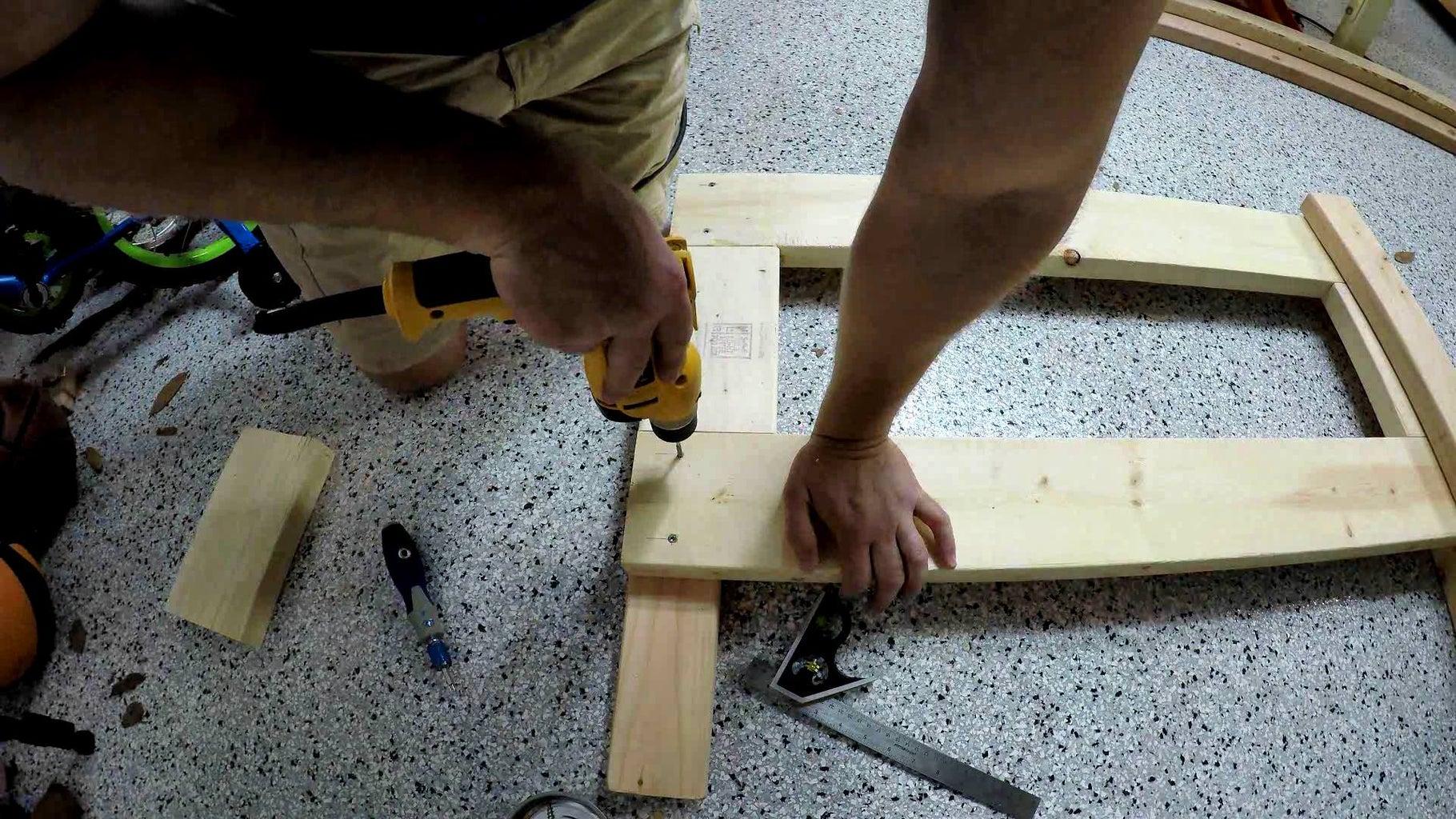 Assemble Legs
