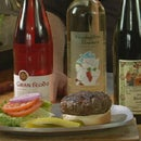 Pairing wine with bison