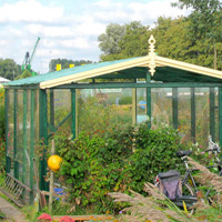 Build a Green House