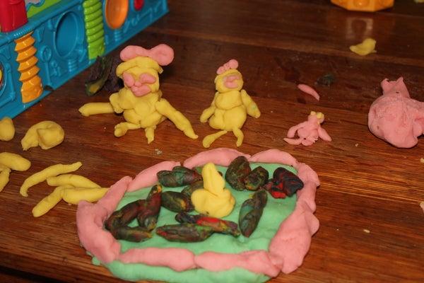 Nana's Play Dough