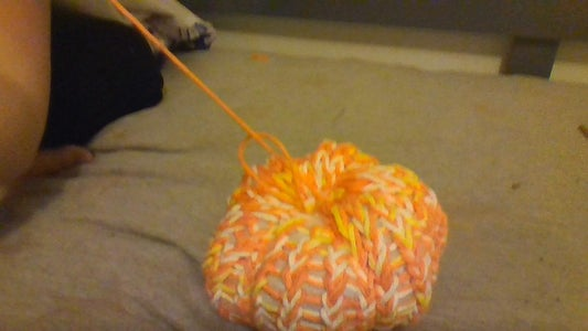 Tie the Yarn Off