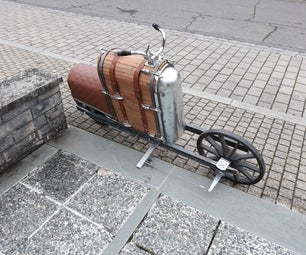 MortalEngines Inspired Motorcycle