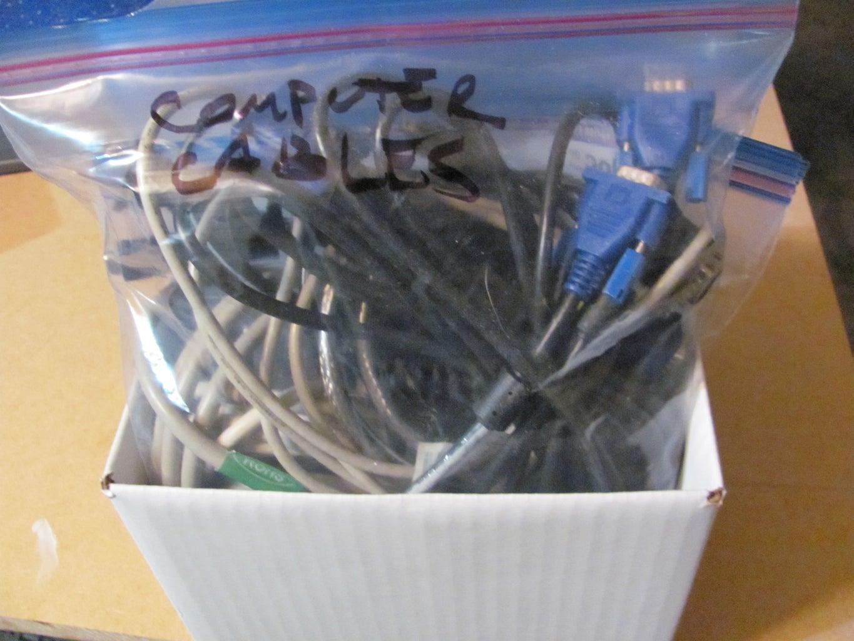 The Labeled Box of Random Stuff