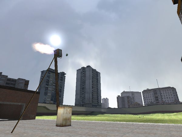 Hot to Make a Simple But Effective Catapult in GMOD 10