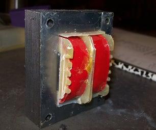 Disassemble an E-block Transformer