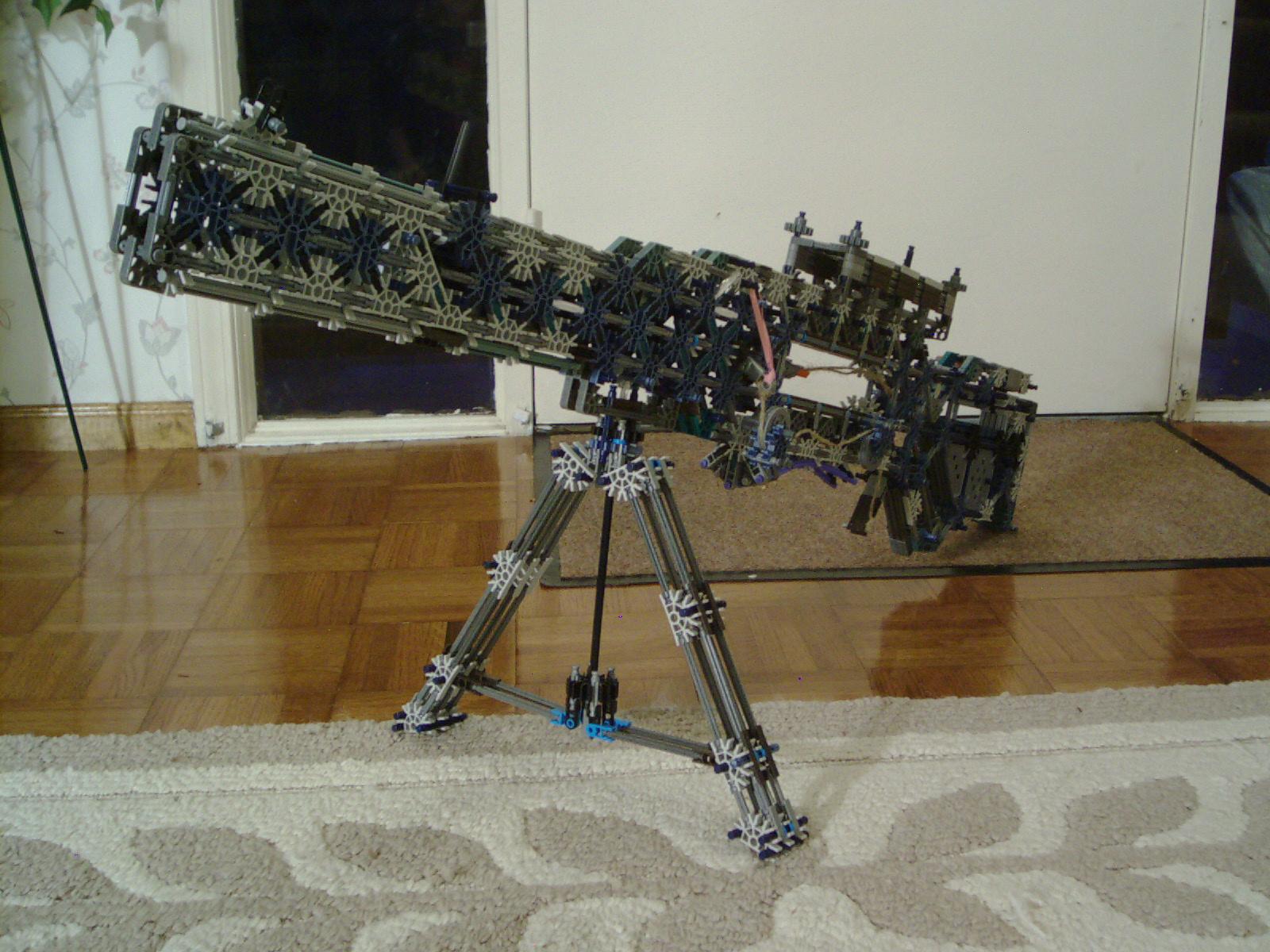 morretti SR-4 knex recon kit