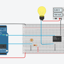 Arduino Light Intensity Lamp