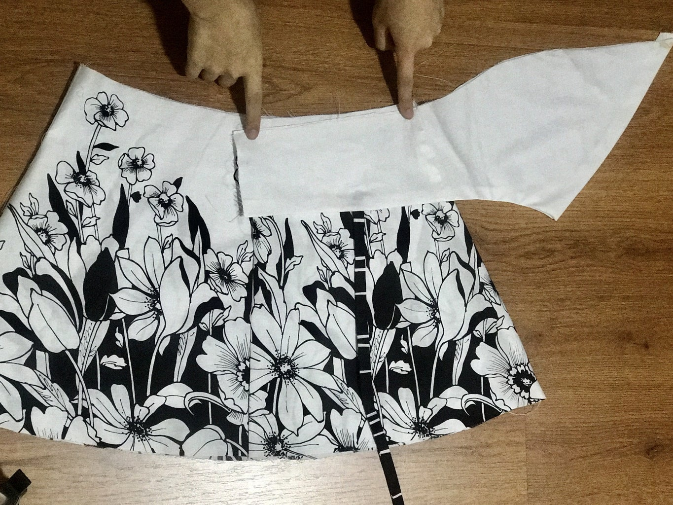Construction of the Blouse