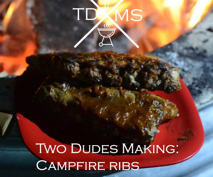 Campfire BBQ Ribs