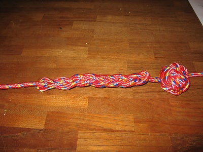 Braid Knot the Rope Ends