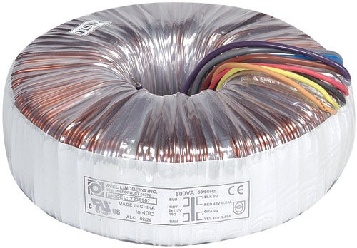 Controlling the Inrush Current Required by Large Transformers