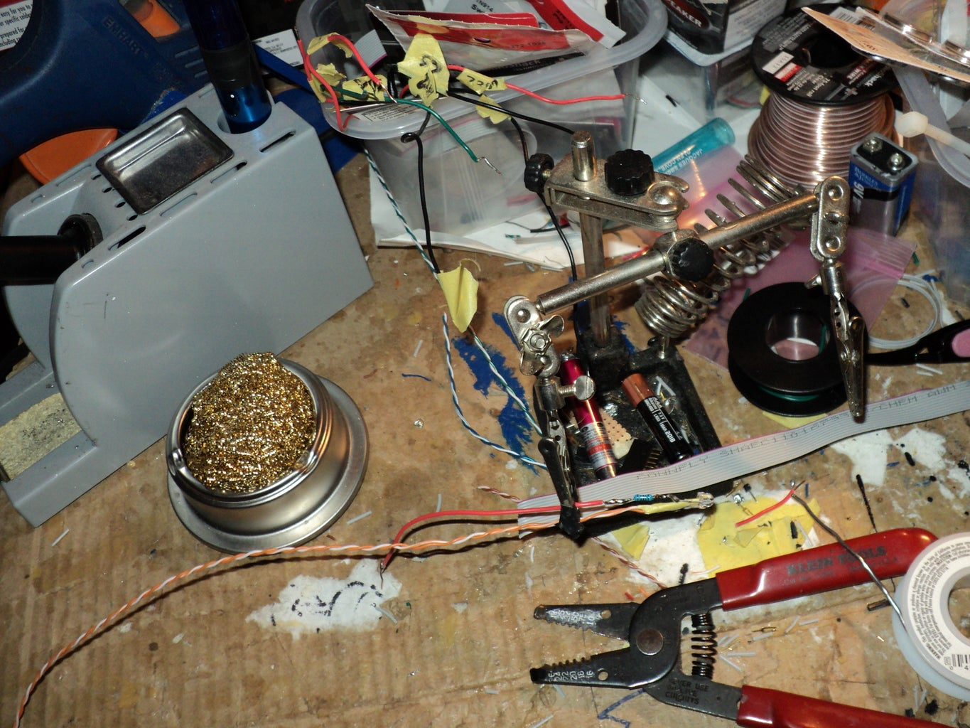 Spare Parts and Stuff...