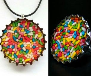 Sprinkles Ring/Pendant