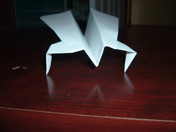 Cicada Paper-air-plane