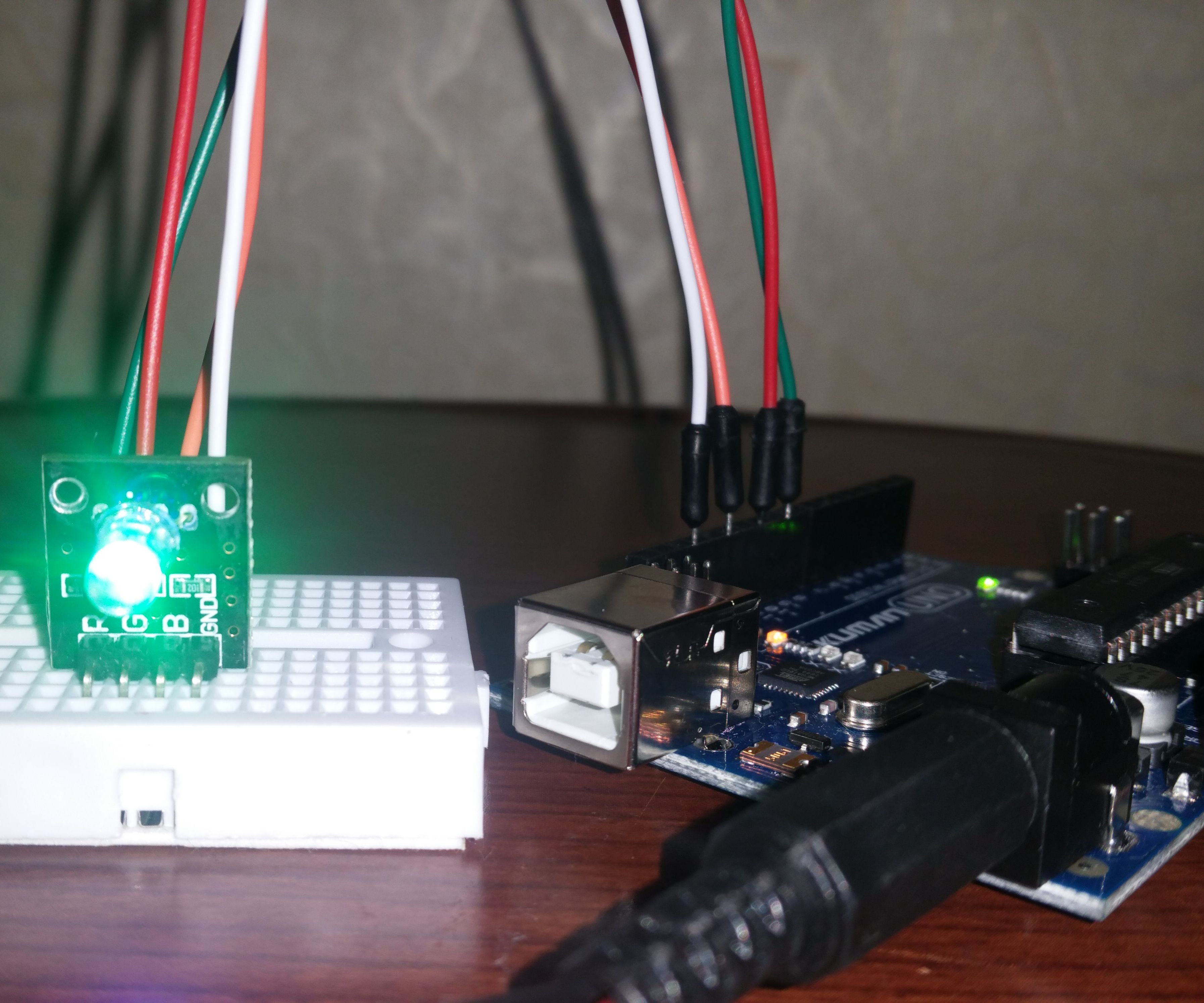 Arduino RGB LED Module