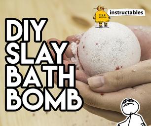 DIY HEX BOMP的杀戮浴炸弹