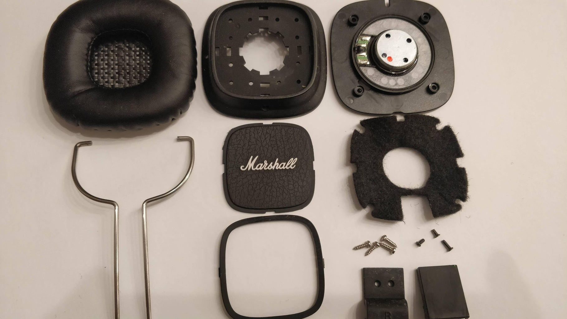 Earpiece Disassembly