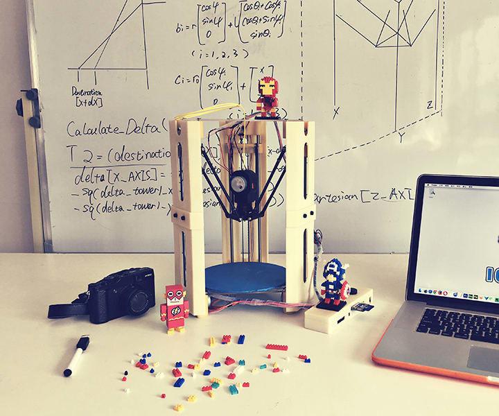 101hero - a $99 3D Printer - an Upgrade Story to Make It a Printing Hero