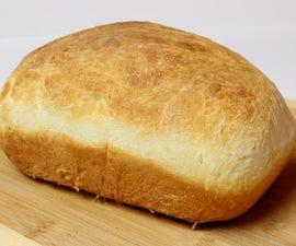 如何自制面包