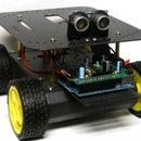 Wall-E's Anti-Social Cousin: Object Avoiding Arduino Controlled Robot!