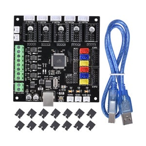 Wiring the KFB2.0 3D Printer Controller