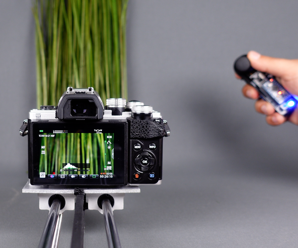 The Joystick Hand Controller and DIY Camera Slider