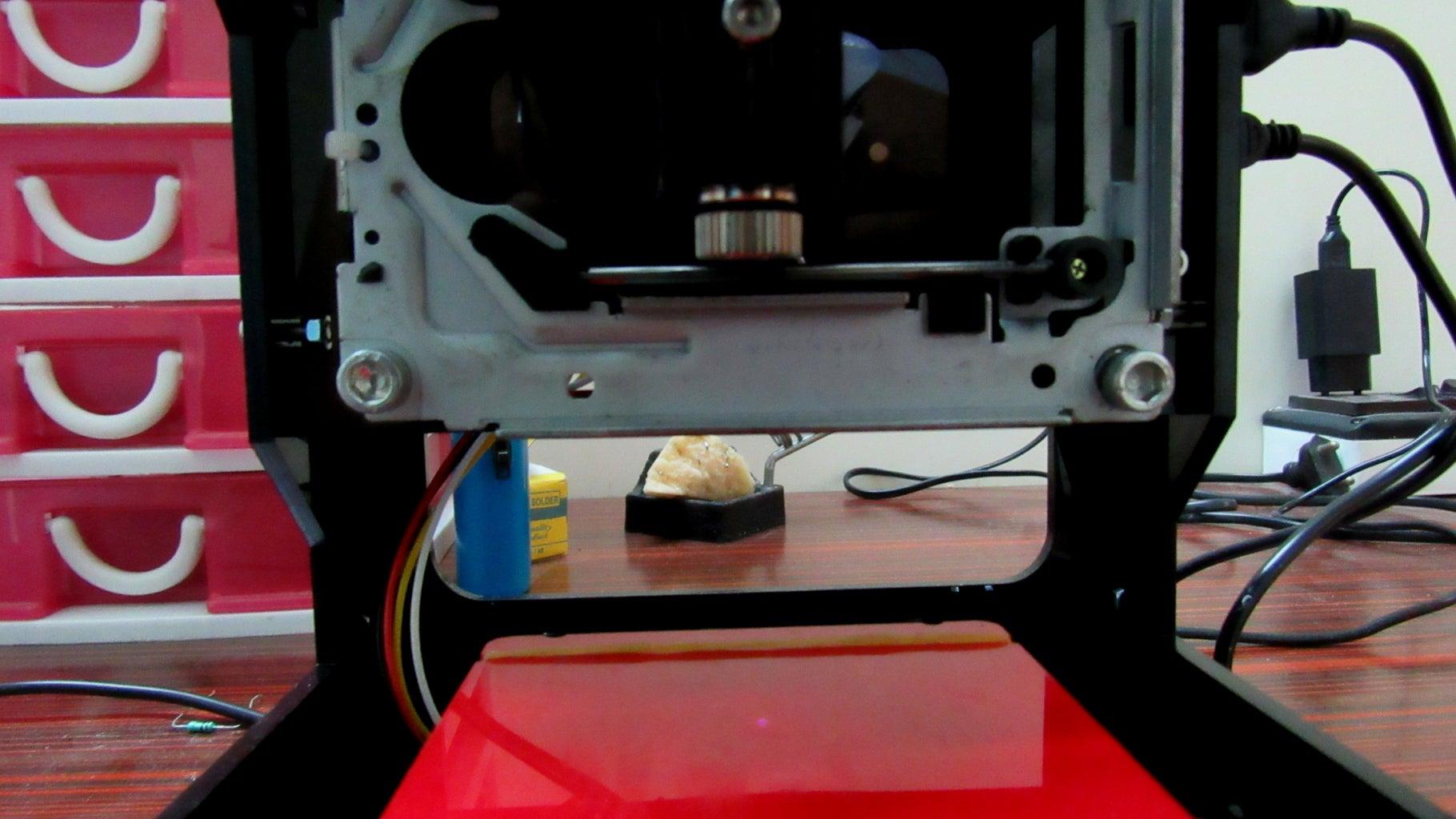 The  Laser Engraving Machine