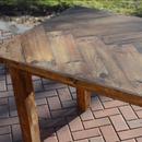 $20 Full Build Herringbone Dinner Table