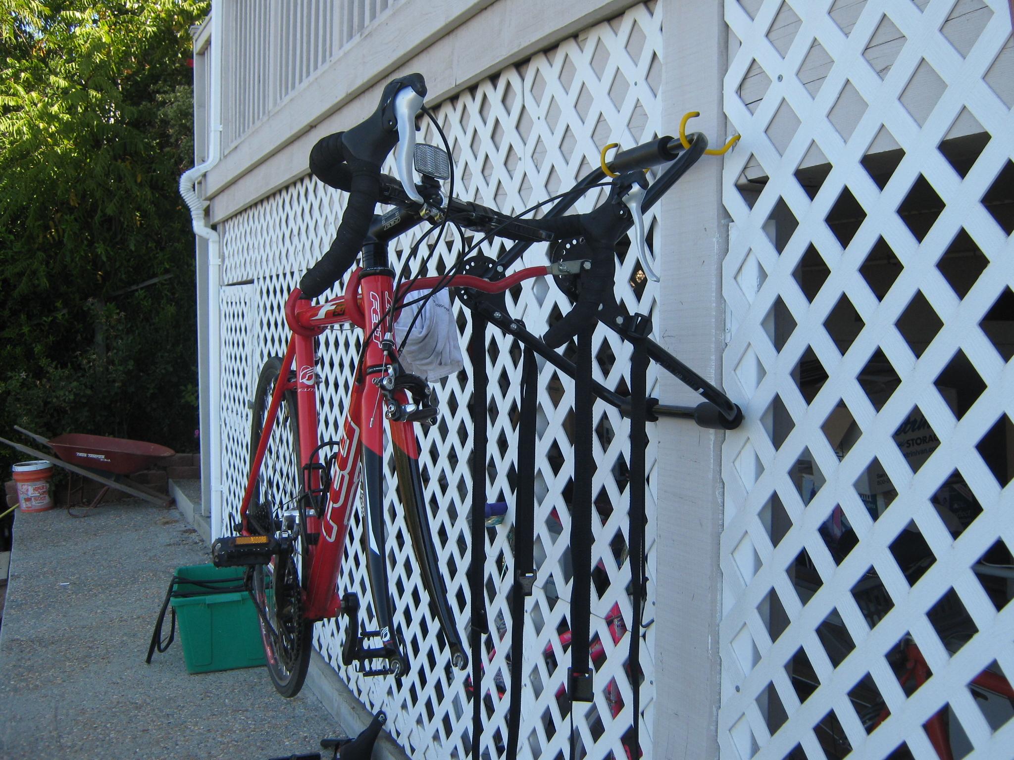 Bike Repair Stand - Ultra Cheap