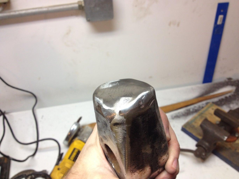 Clean the Tool Head