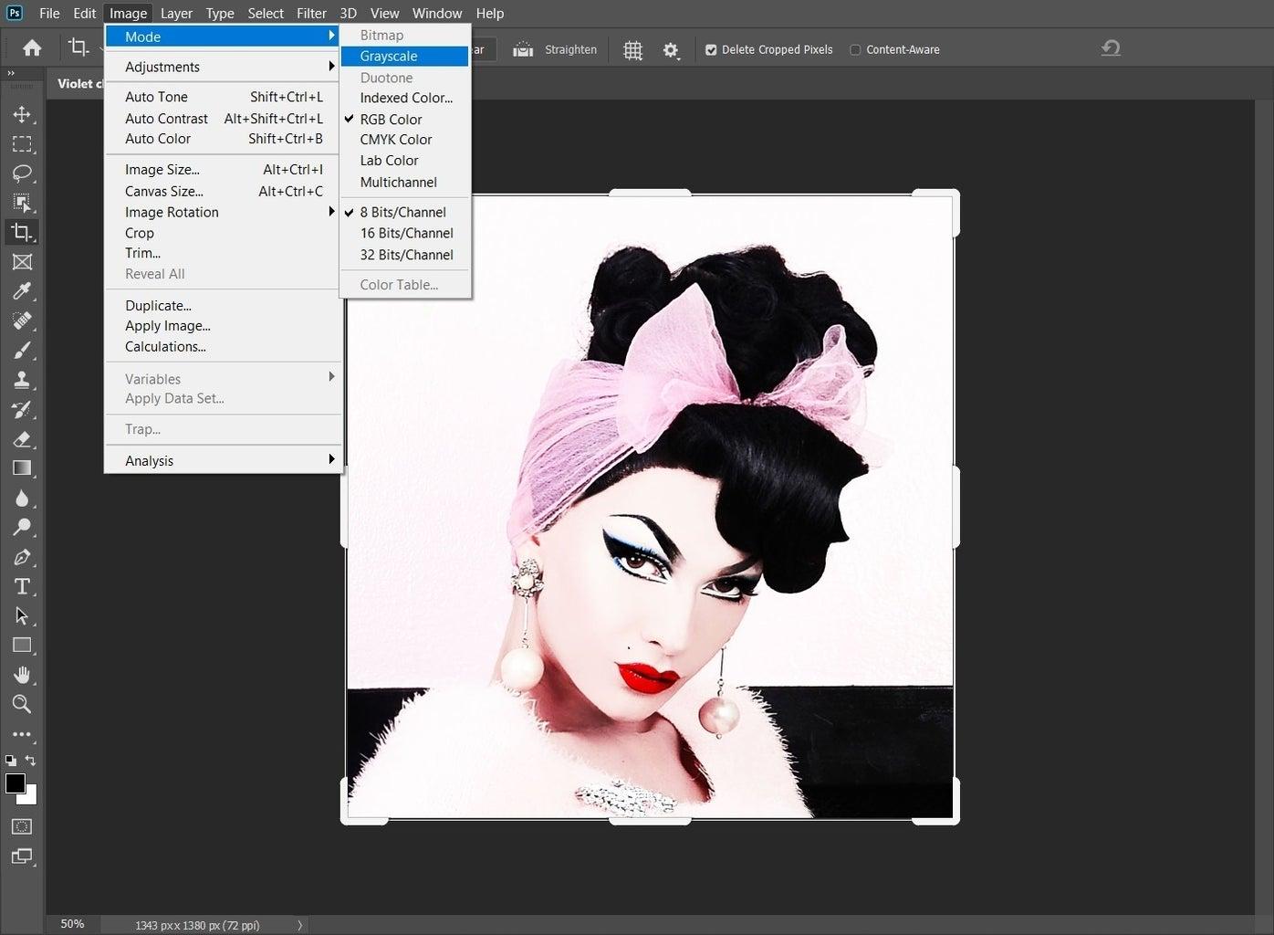 Design a Pizza Portrait (Pop Art Effect With Photoshop)