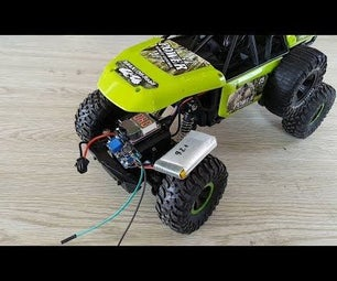 RC Car Battery Mod - Works for Any RC