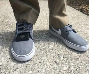 Piezoelectric Shoes: Charge Your Mobile Device by Walking!
