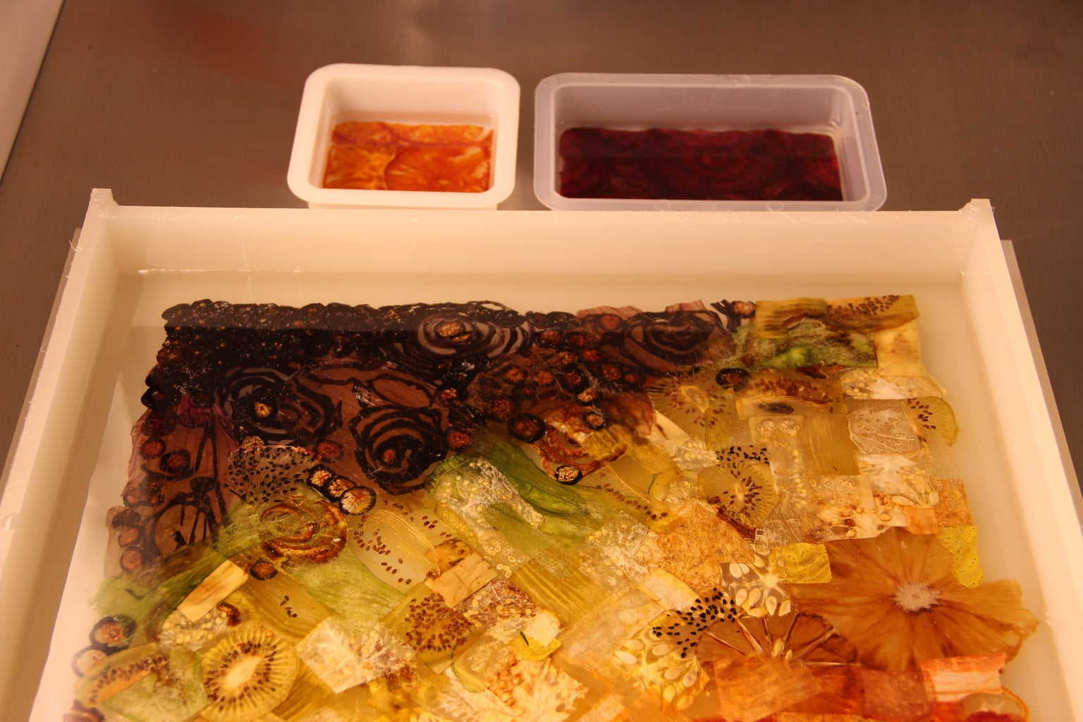 Resin Cont.