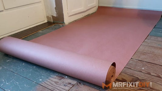 Install the Underlayment and Flooring