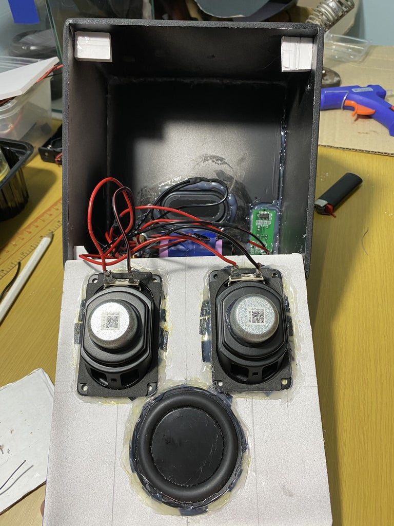 Starting With the Electronics!