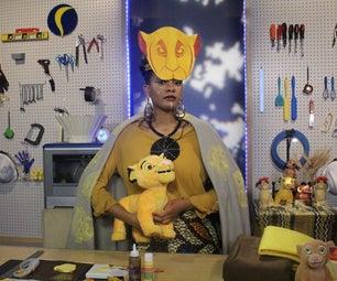 MLAB   LION KING NALA MASK