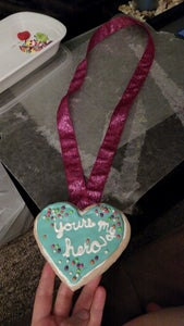 Ralph's/Vanellope's Cookie Medal