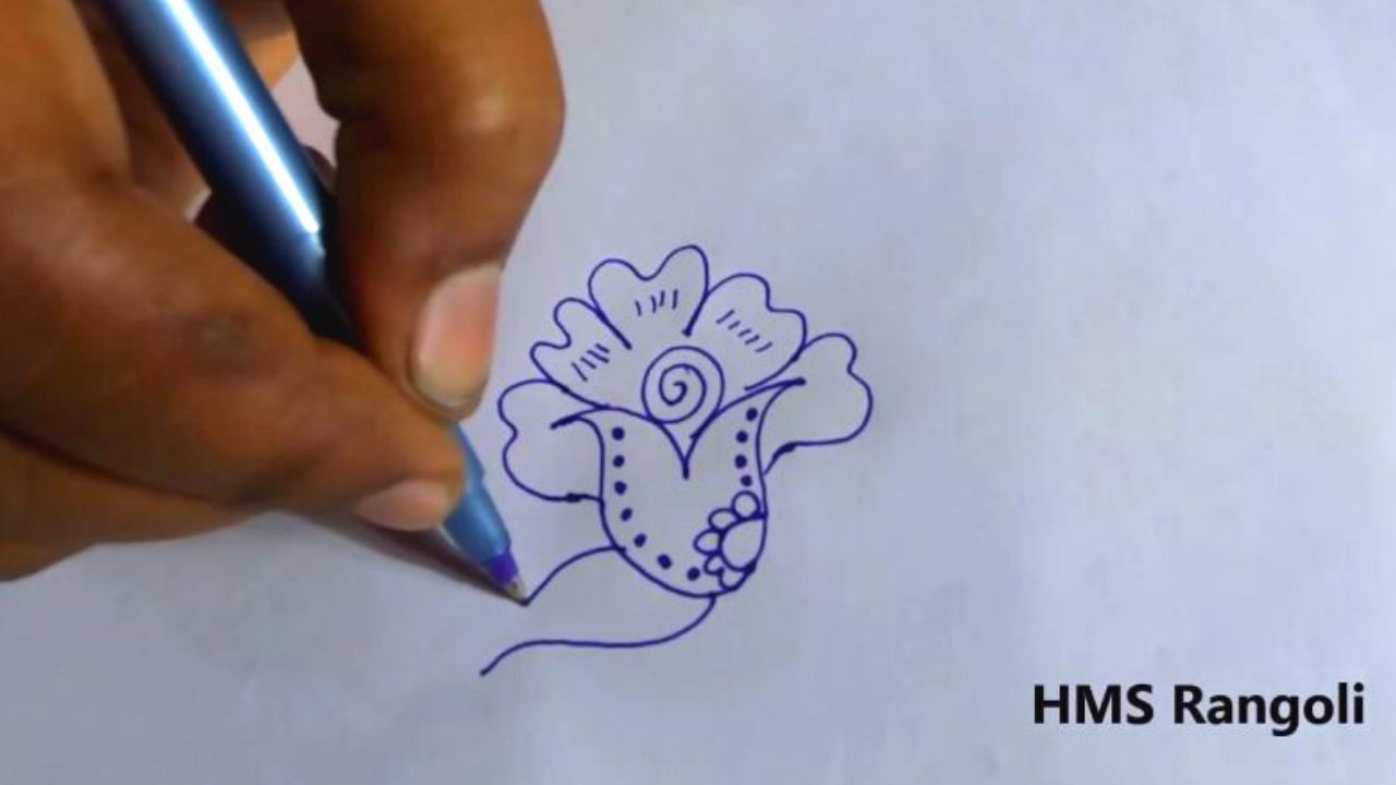 How to Draw Mickey Mouse Face for Kids