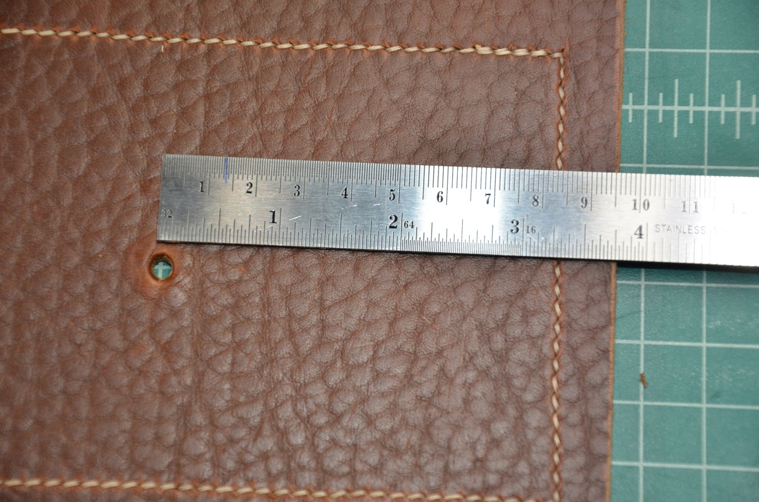 Step 13: Attaching Top Handle
