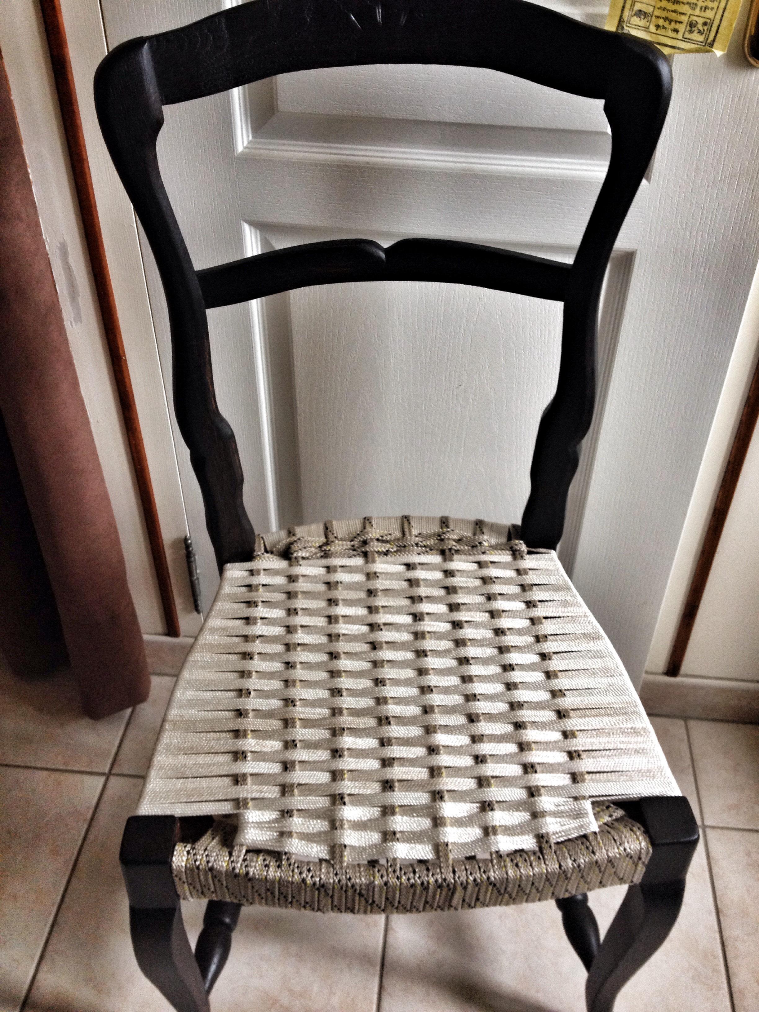Modernised chair